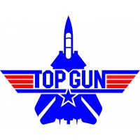 Sticker Top Gun